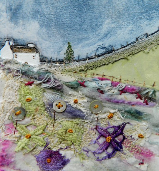 Louise O'Hara, Echoes of Spring in the Valley, 2016